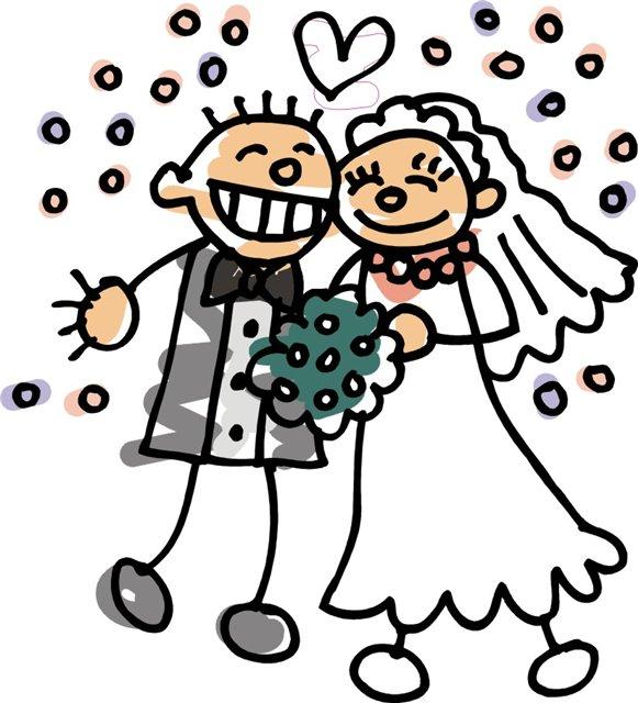 Поздравления перед одним днем до свадьбы 272